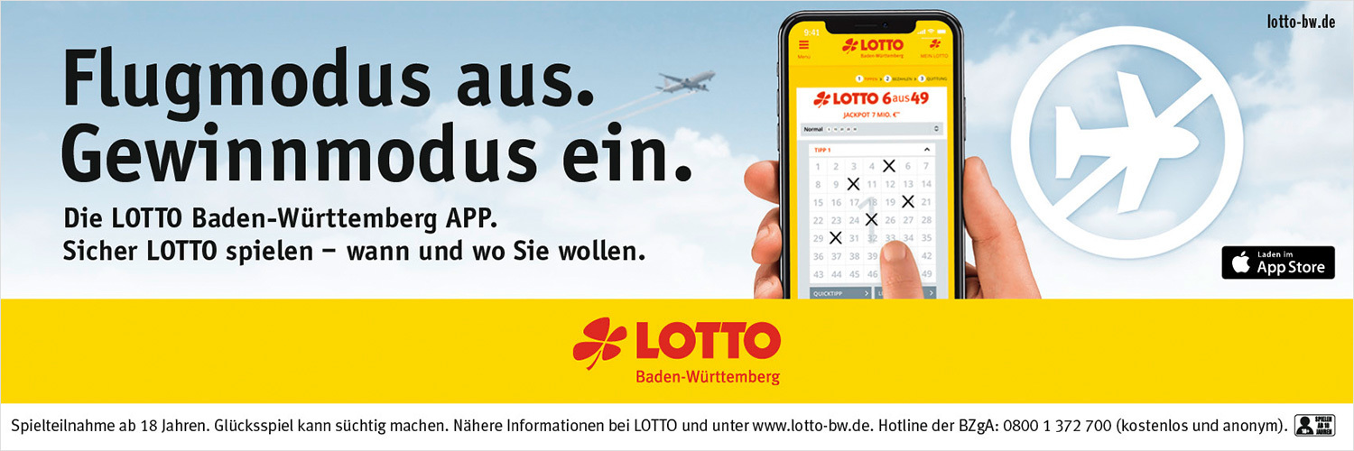 Lotto Flughafen Spot City Light